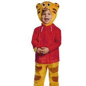 Daniel Tiger's Neighborhood Daniel Tiger Costume